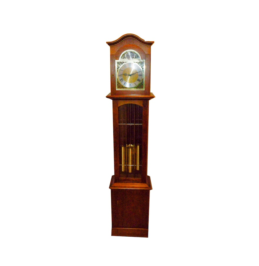 Tempus fugit western germany grandfather clock ebth tempus fugit western germany grandfather clock amipublicfo Choice Image