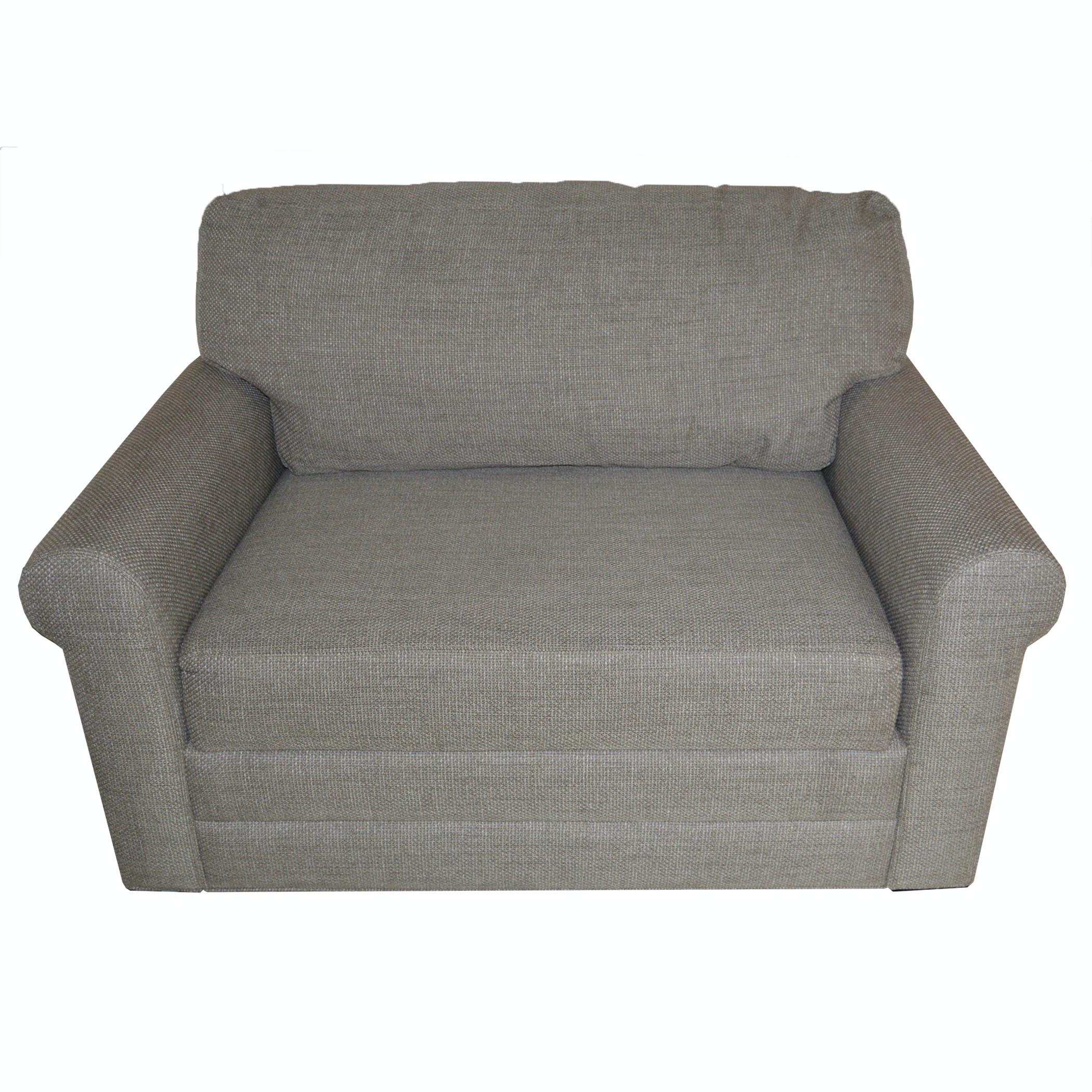 Twin Size Sleeper Chair From Crate U0026 Barrel ...