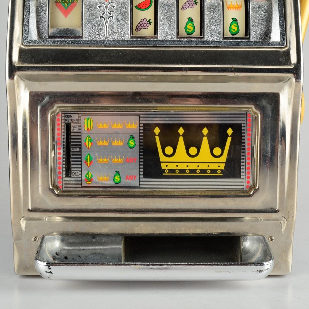 Jackpot Crown Slot Machine