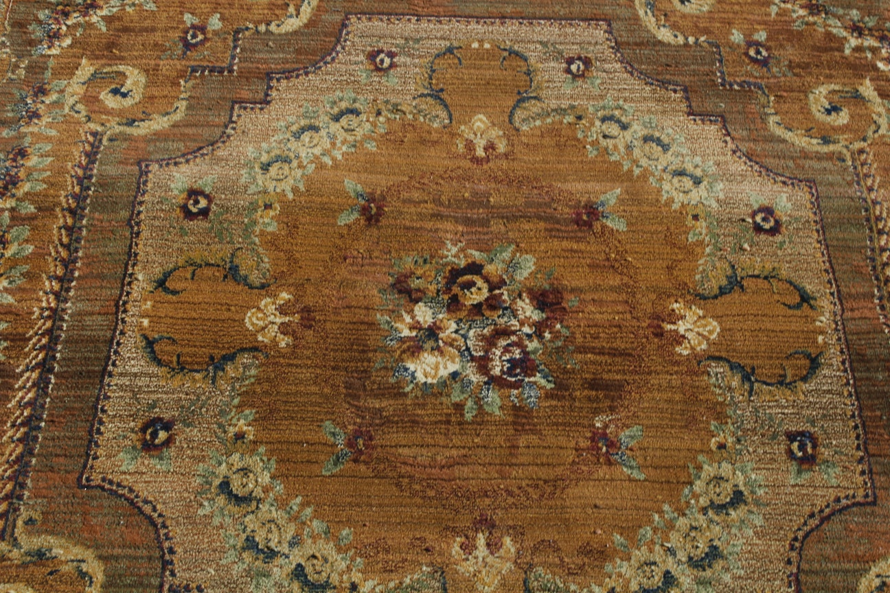 Oriental Weavers Antique Treasures Quot Venice Topaz Quot Area Rug