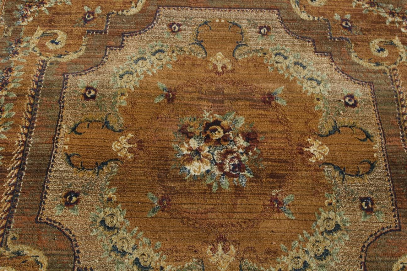 Oriental Weavers Antique Treasures Quot Venice Topaz Quot Area Rug Ebth