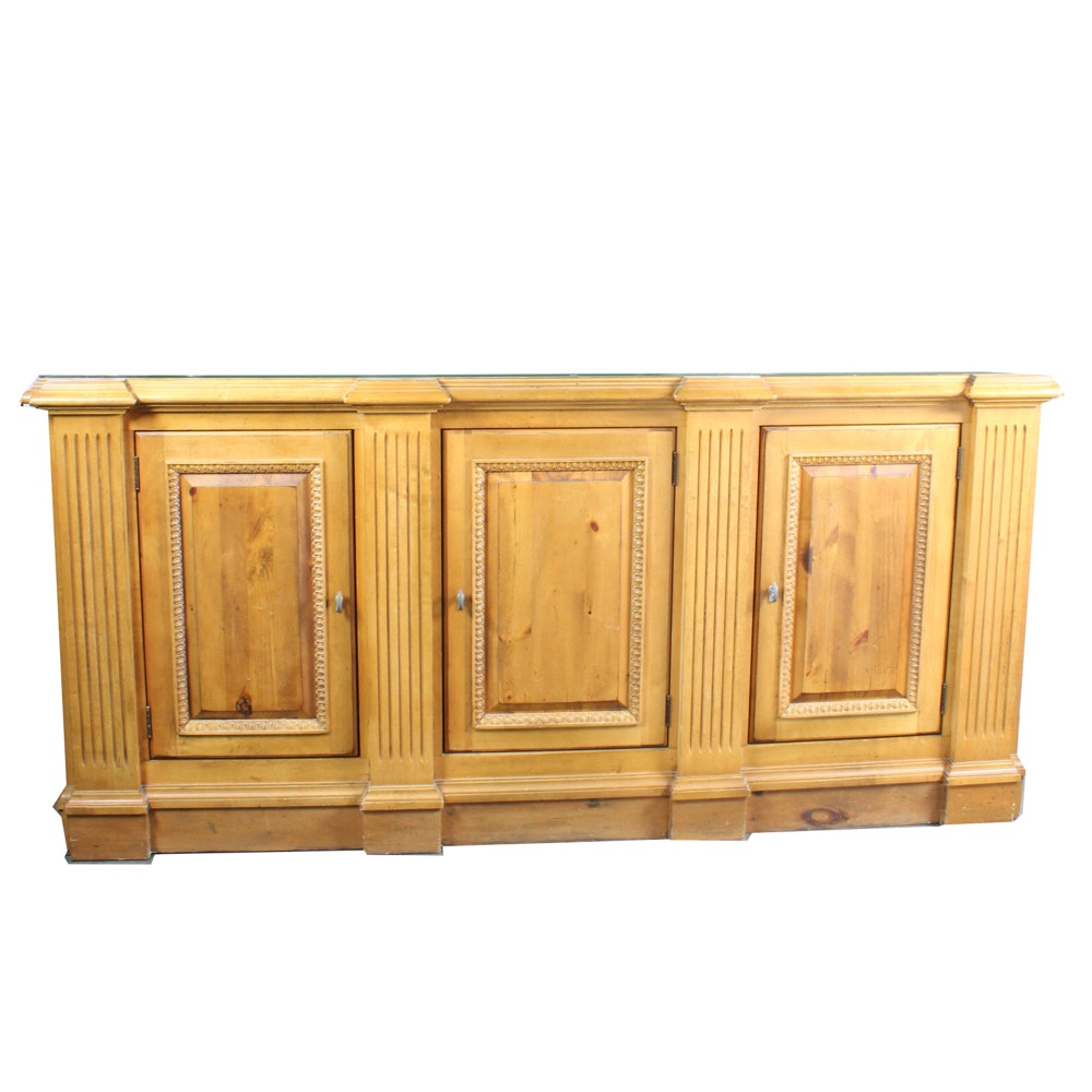 Pine Sideboard by Century