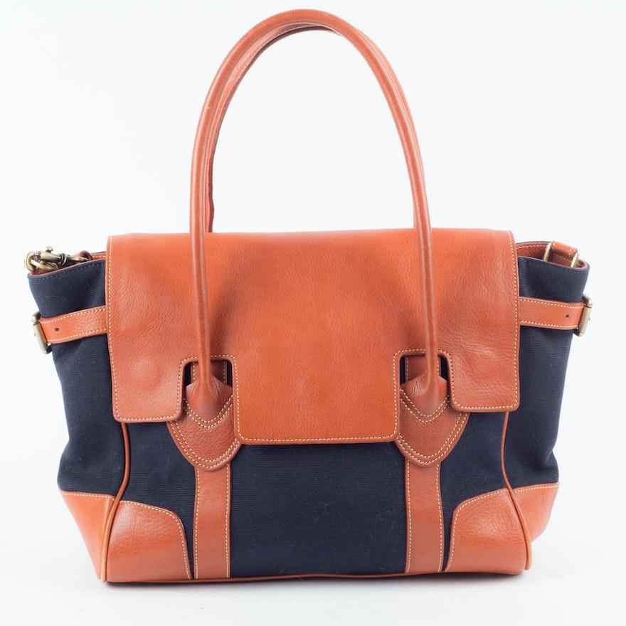 Zink Boxcar Handbag