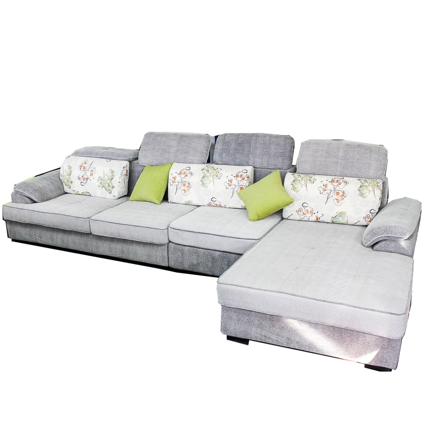 Two piece sectional with chaise ebth for 2 piece chaise sectional