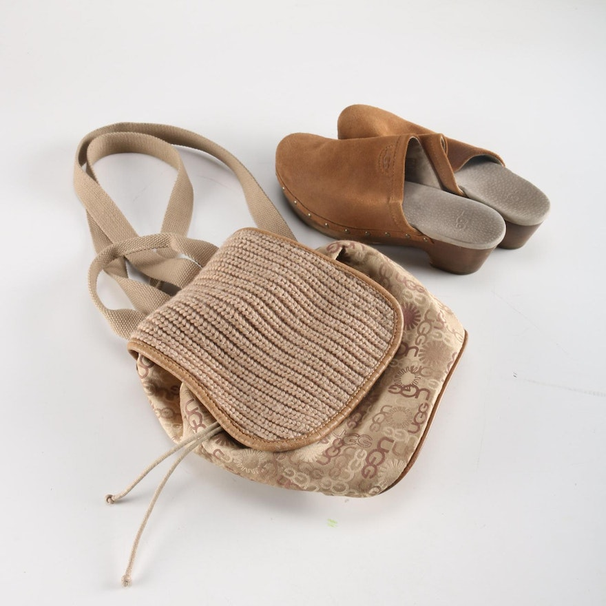 Shoes and Backpack by Ugg   EBTH 41b789bd5