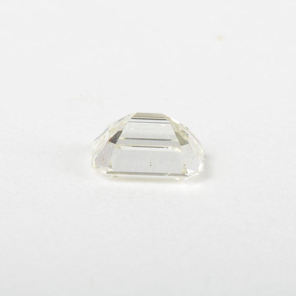 109 ct loose emerald cut diamond ebth