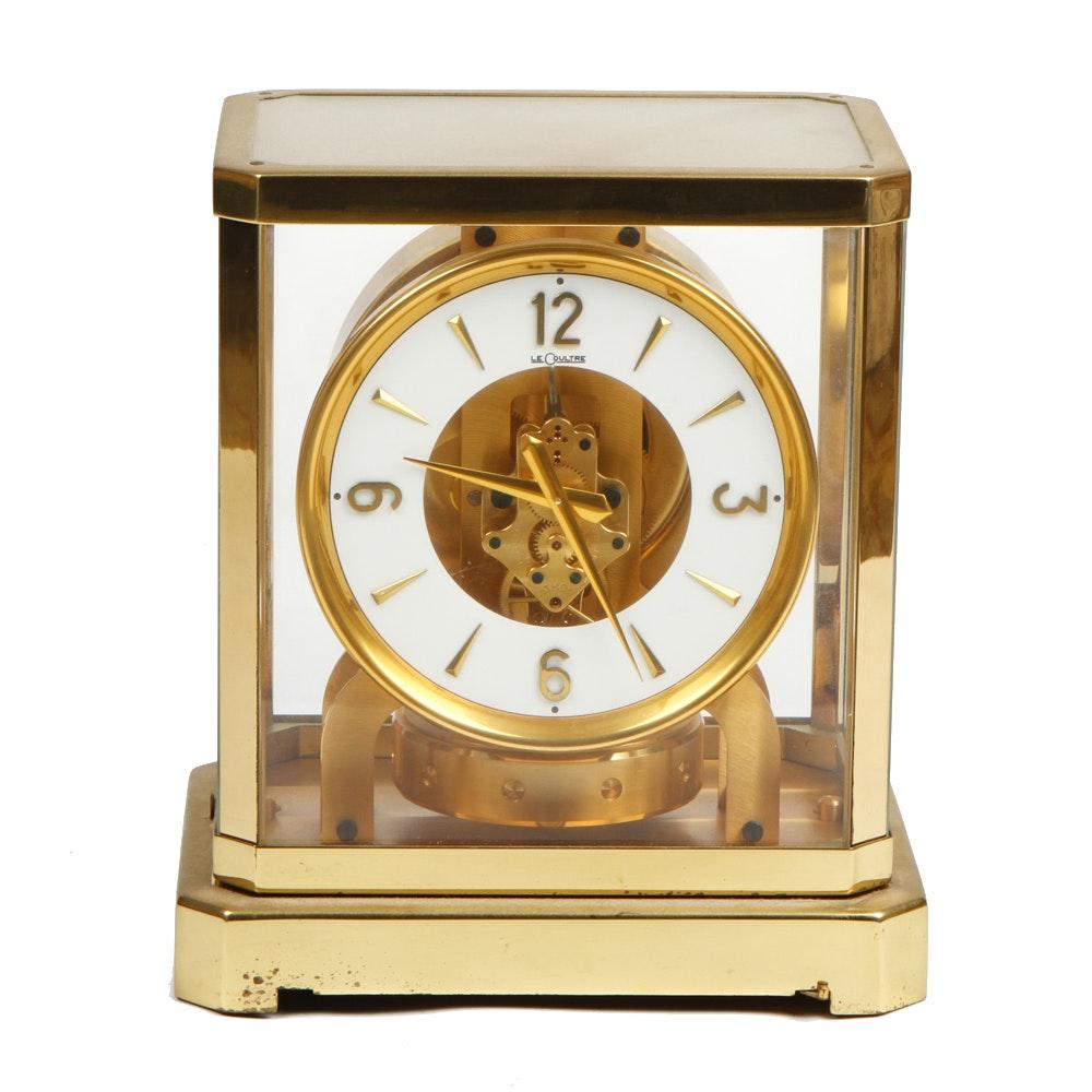 """Jaeger Le Coultre """"Atmos"""" Mantel Clock"""