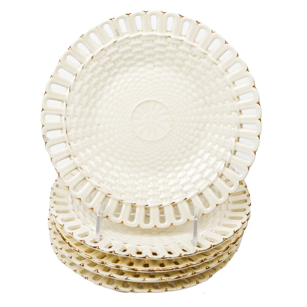 Group of Dinner Plates