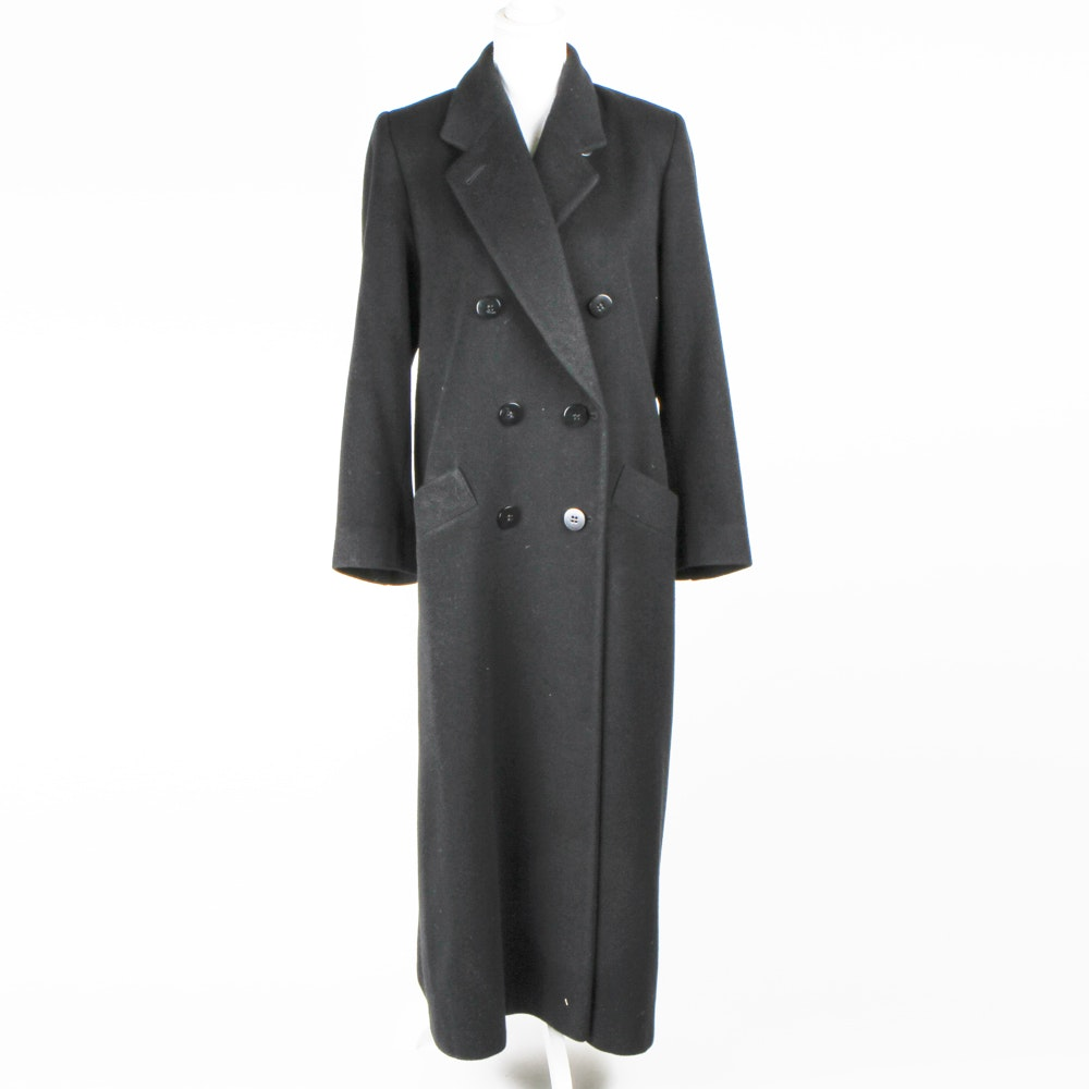 Women's Fleurette Cashmere Coat