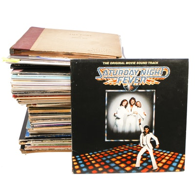 Collection of Vintage LP's