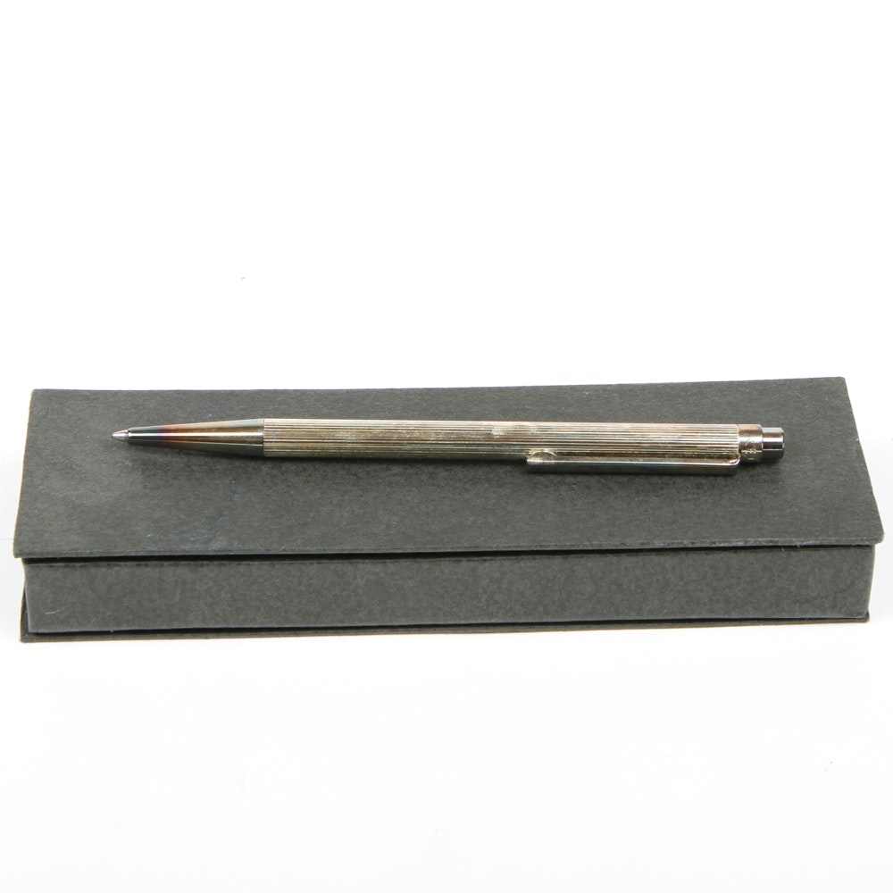 Retro 1951 Sterling Silver writing Pen