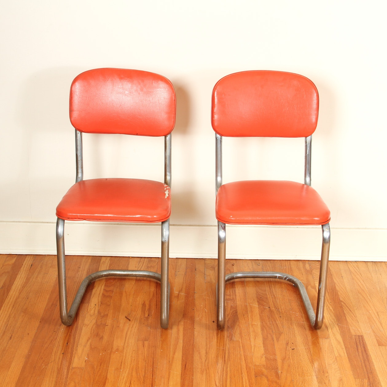 Pair of  Mid Century Modern Style Chairs