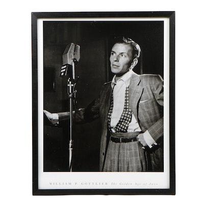Print of an Original Photograph of Frank Sinatra