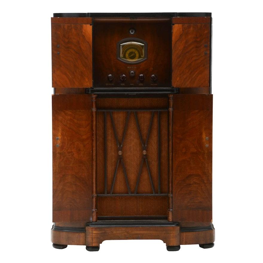 RCA Victor C-15-3 Floor Radio