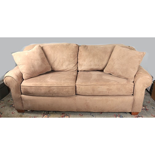 Full Size Sleeper Sofa By Bassett Furniture EBTH