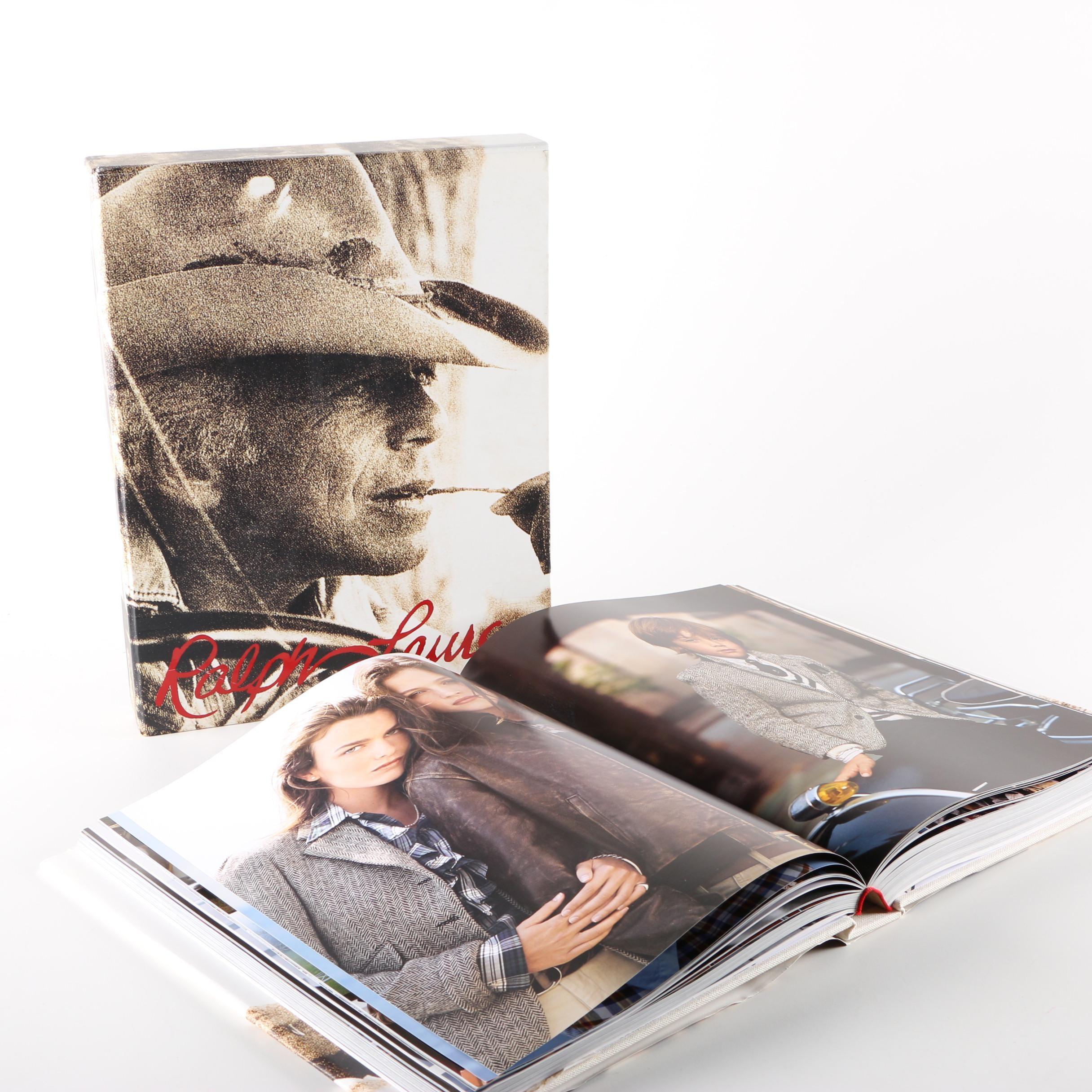 """2007 """"Ralph Lauren"""" Book"""
