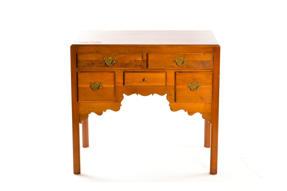 Chippendale Style Console Table
