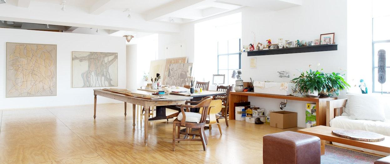 An Artist Auctions Works by Picasso, Jasper Johns, Karen Karnes, Lichtenstein, Tom Levine, Rosenquist and Others