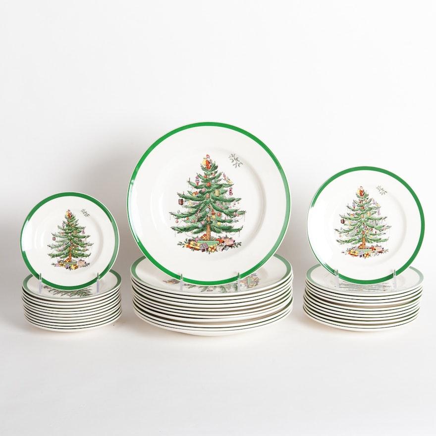 """Spode Christmas Tree History: Spode """"Christmas Tree"""" China"""