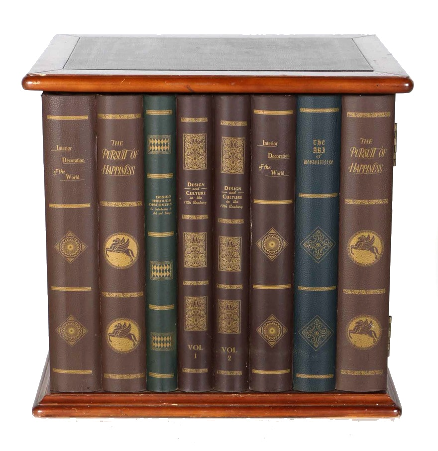 Great Book Accent Table ...