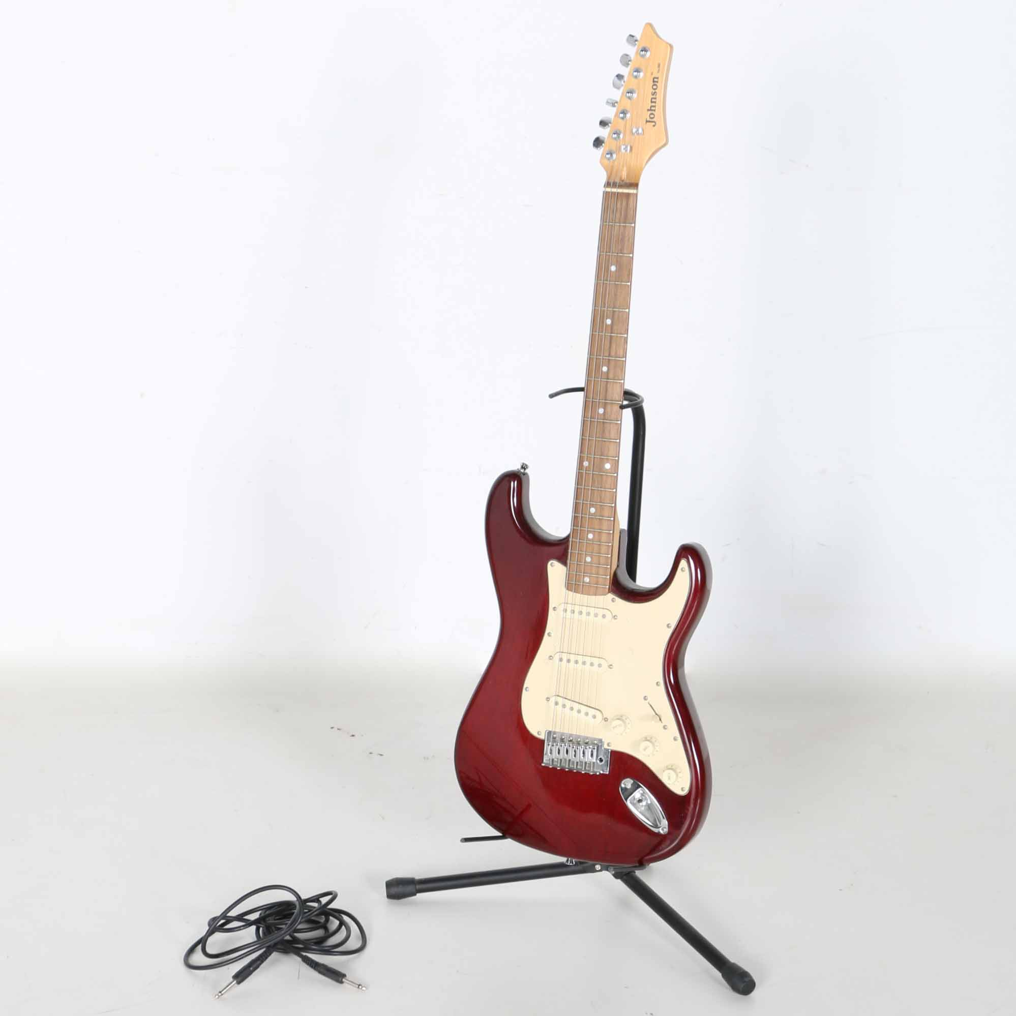 Awesome Guitar Toggle Switch Wiring Big 3 Pickup Les Paul Wiring Diagram Shaped How To Install Bulldog Remote Start How To Wire Guitar Pickups Youthful How To Install Remote Start Alarm Blue3 Pickup Les Paul Wiring Burgundy Johnson Strat Style Electric Guitar And Stand : EBTH