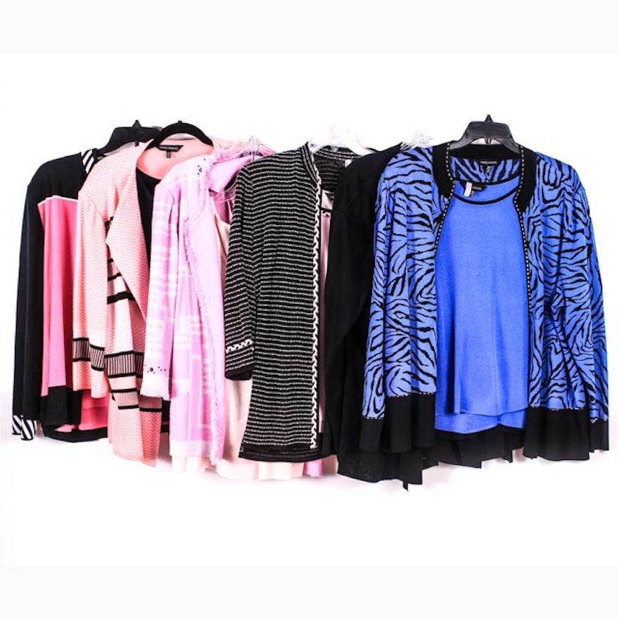 d2ae0372338cd Ming Wang Plus Size Designer Jackets   EBTH