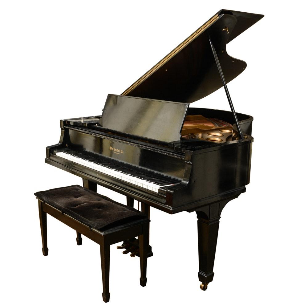 Wm. Knabe & Co. Baby Grand Piano