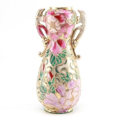 Japanese Art Nouveau Vase
