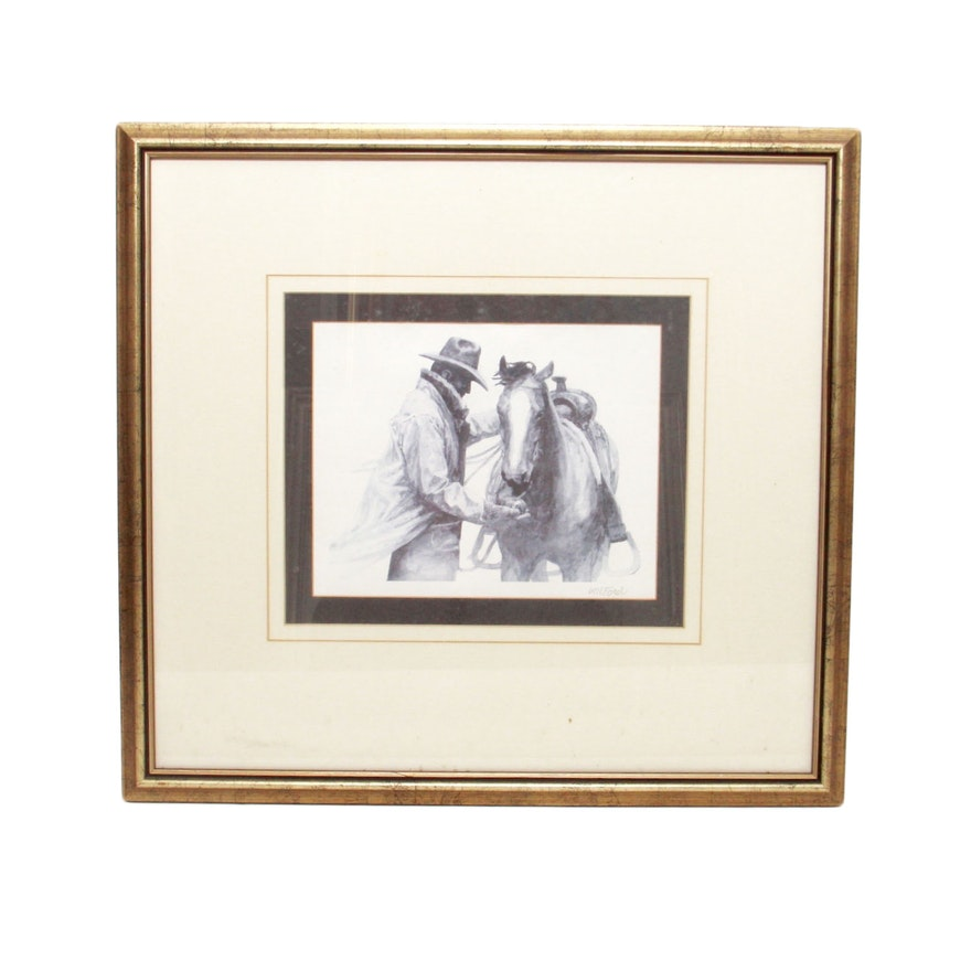 W.H. Ford Lithograph \