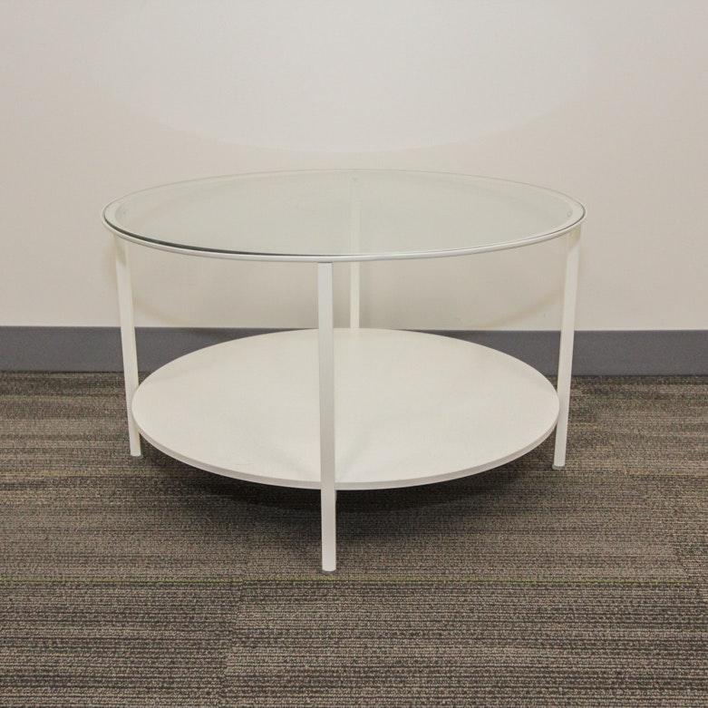 Ikea VITTSJÖ Coffee Table ...