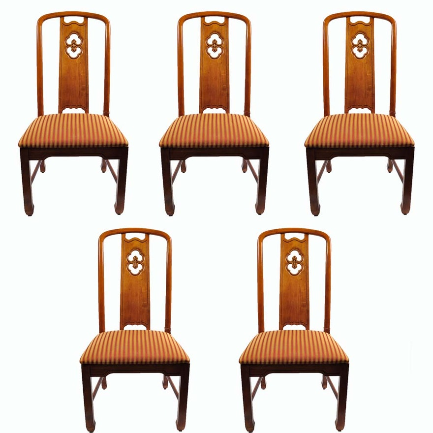 """Thomasville Dining Room Chairs: Thomasville """"Mystique"""" Dining Chairs"""
