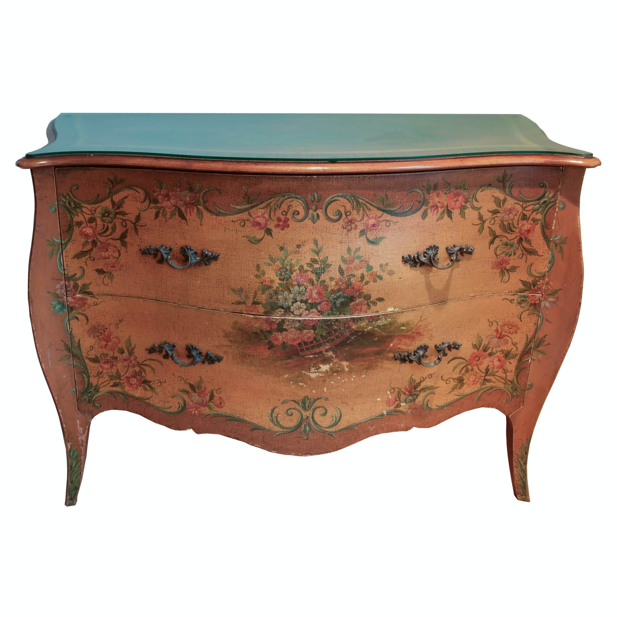 Antique Dresser Made by Robert W. Irwin Company (C.1928)