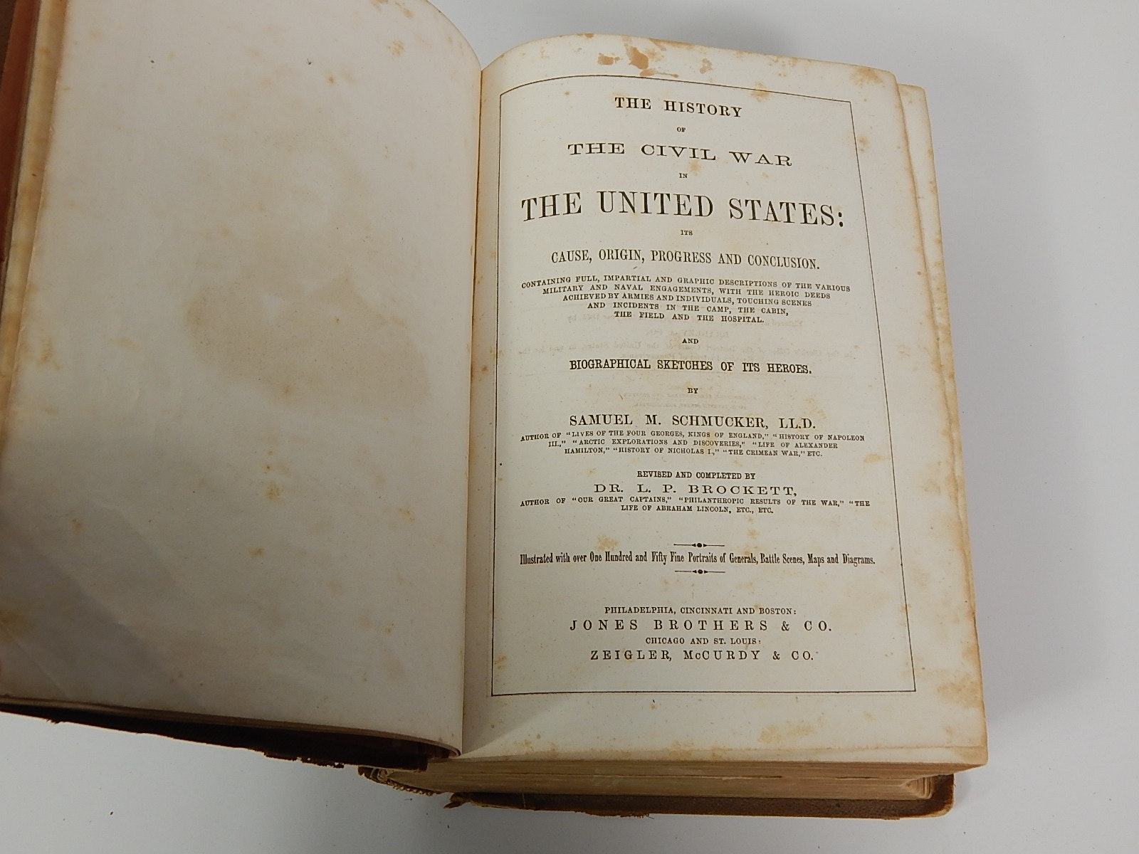 an introduction to the history of civil war in the united states Get this from a library an introduction to a history of the second american war for independence or the civil war in the united states : prefaced by a treatise on the.