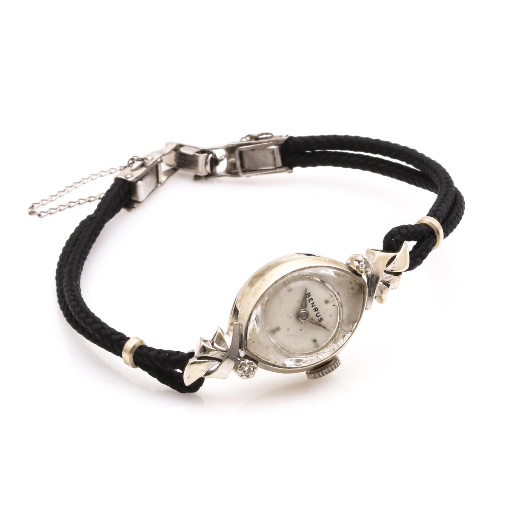 Women's Benrus Wristwatch
