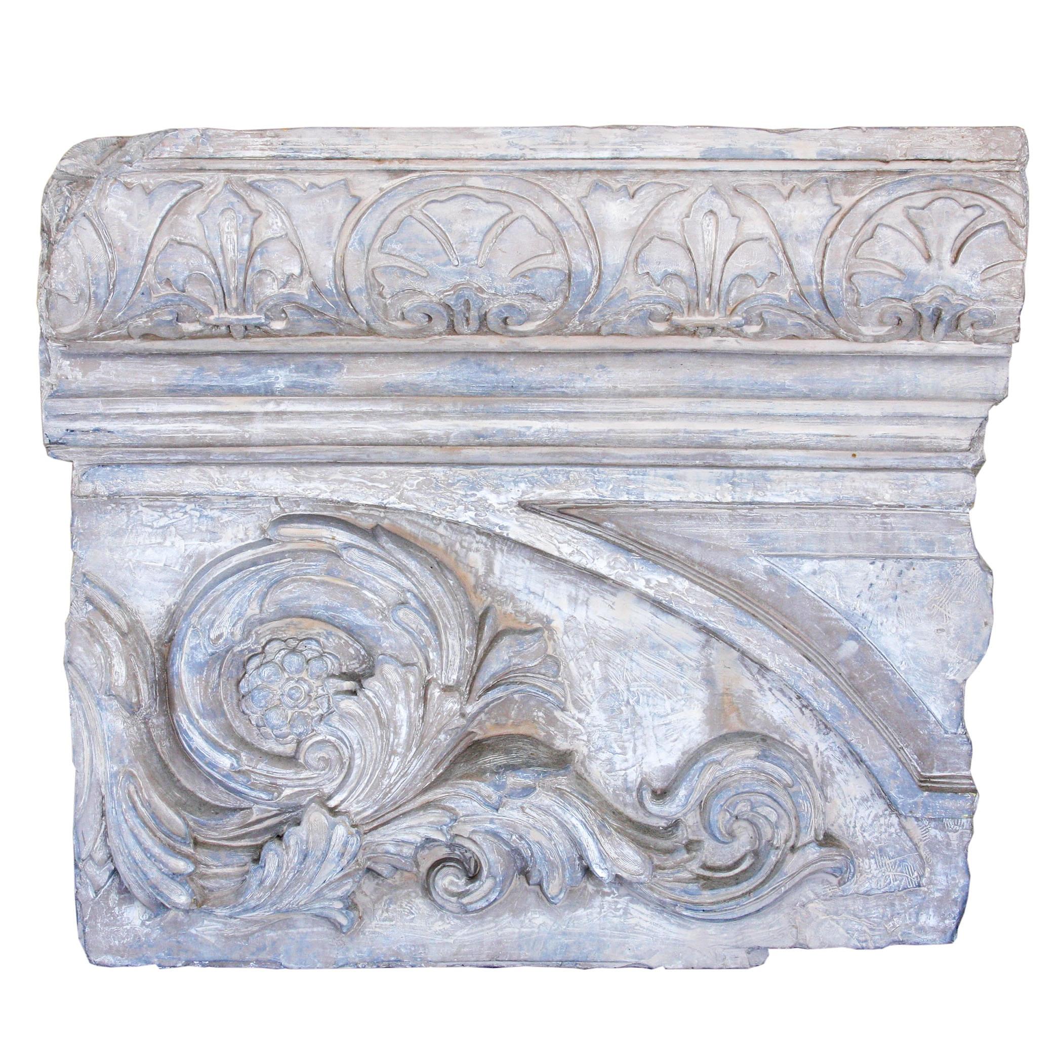 Faux Marble Wall Art