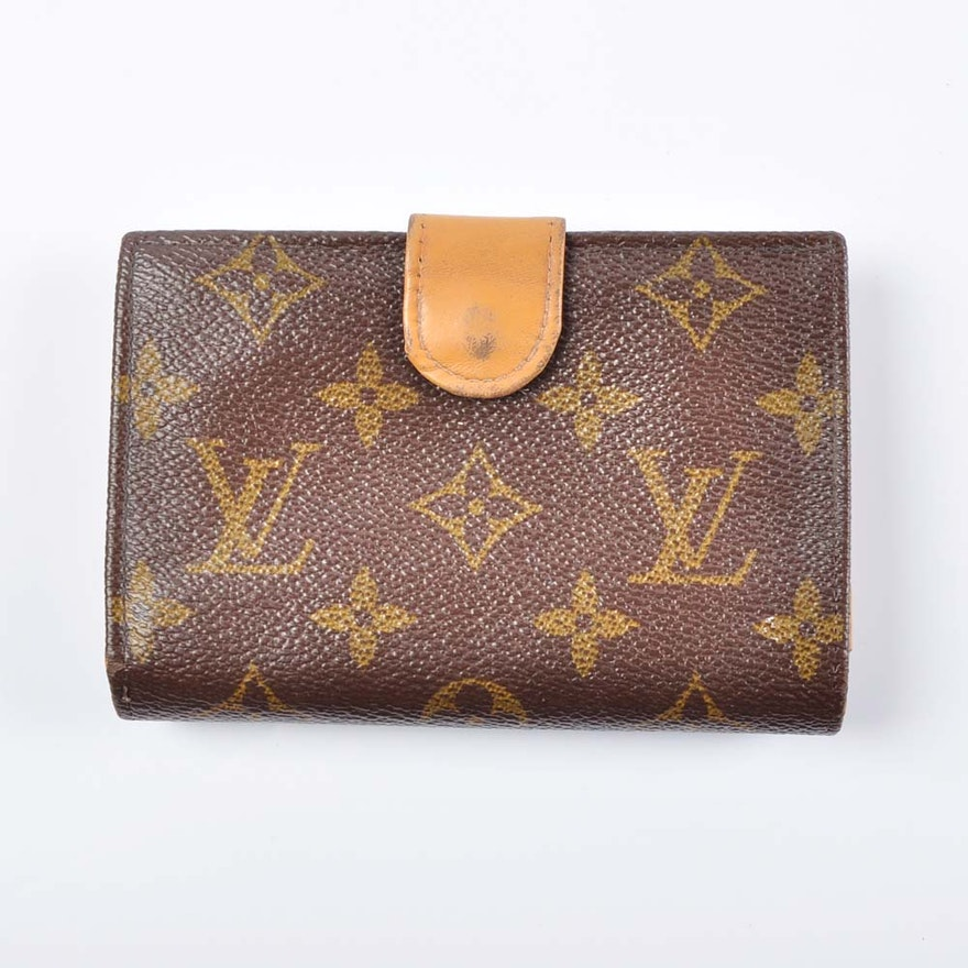 Vintage Louis Vuitton Wallet For Saks Fifth Avenue