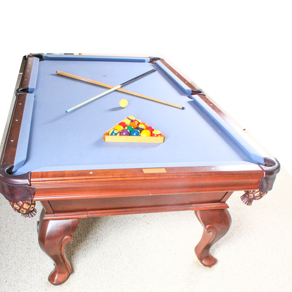 Olhausen Billiard Table