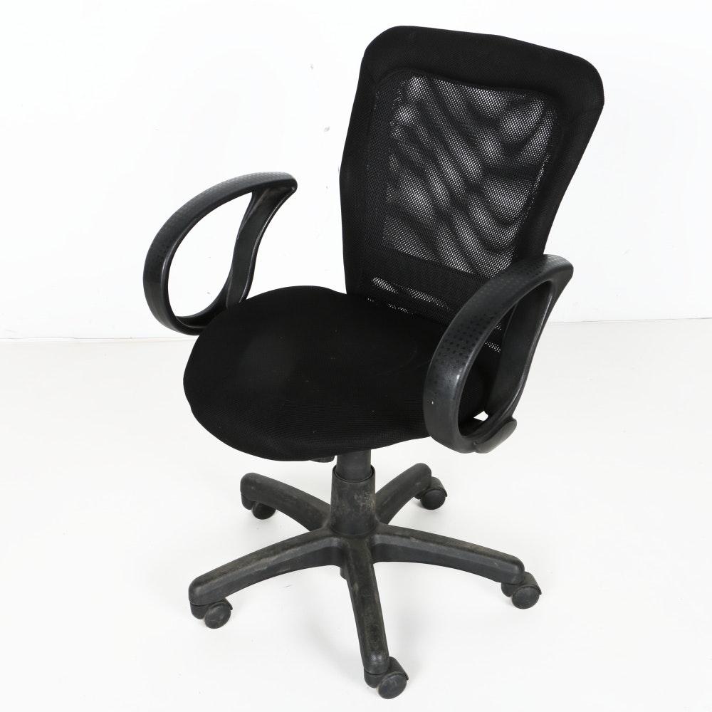 kay- el rolling office chair : ebth