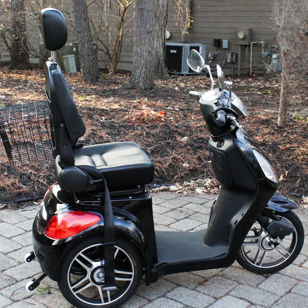 E-Wheels EW-36 Mobility Scooter