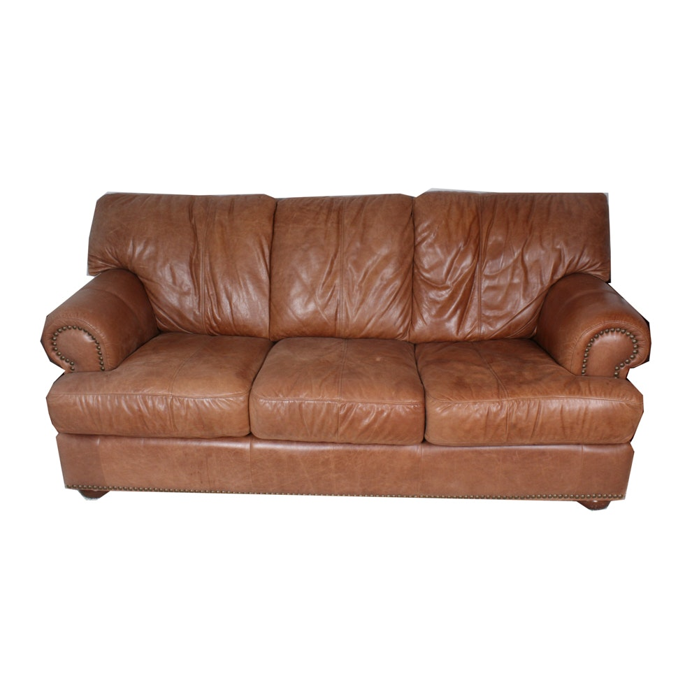 Sofa Express Leather Sofa