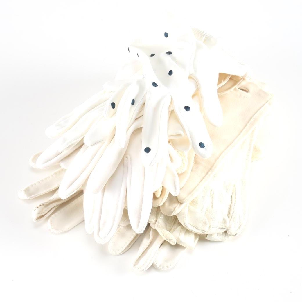Assortment of Vintage Gloves