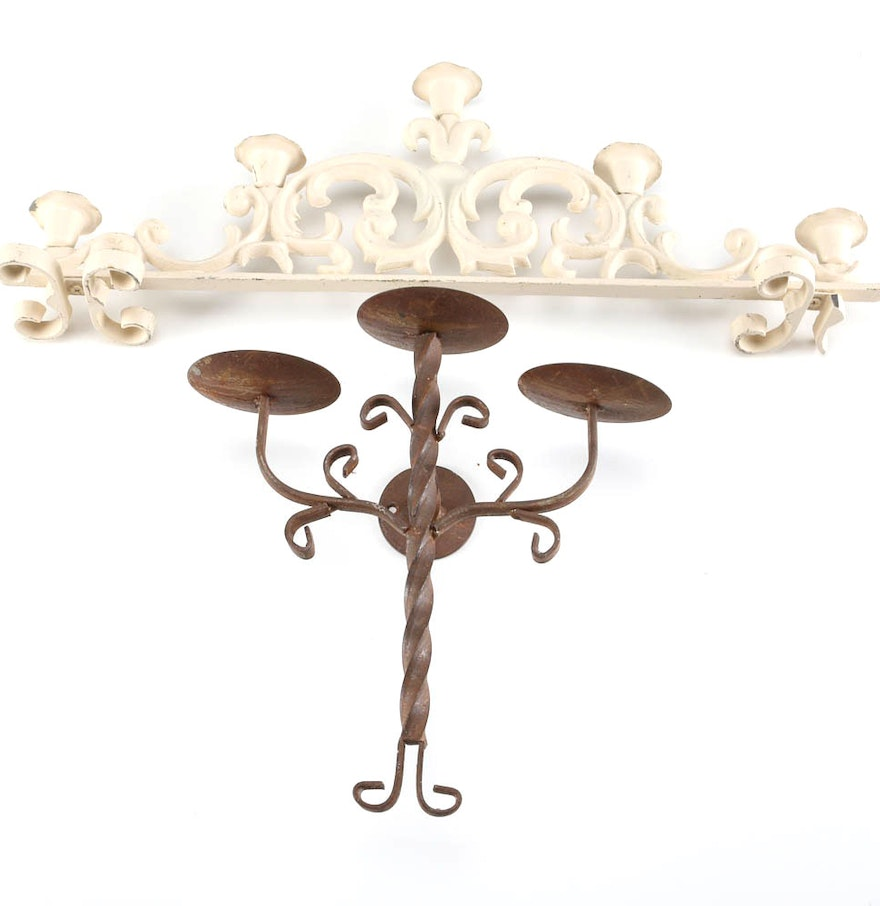 Decorative Candle Holders Metal Decorative Candle Holders Ebth