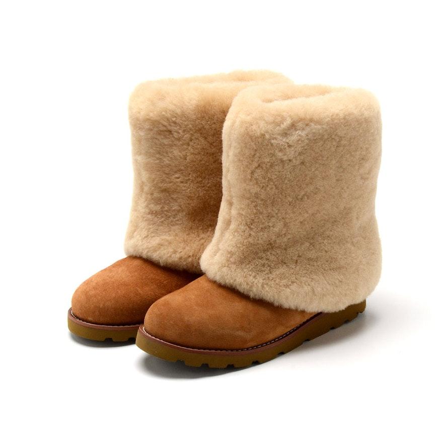 defe37a672d Ugg Maylin Tan Boots