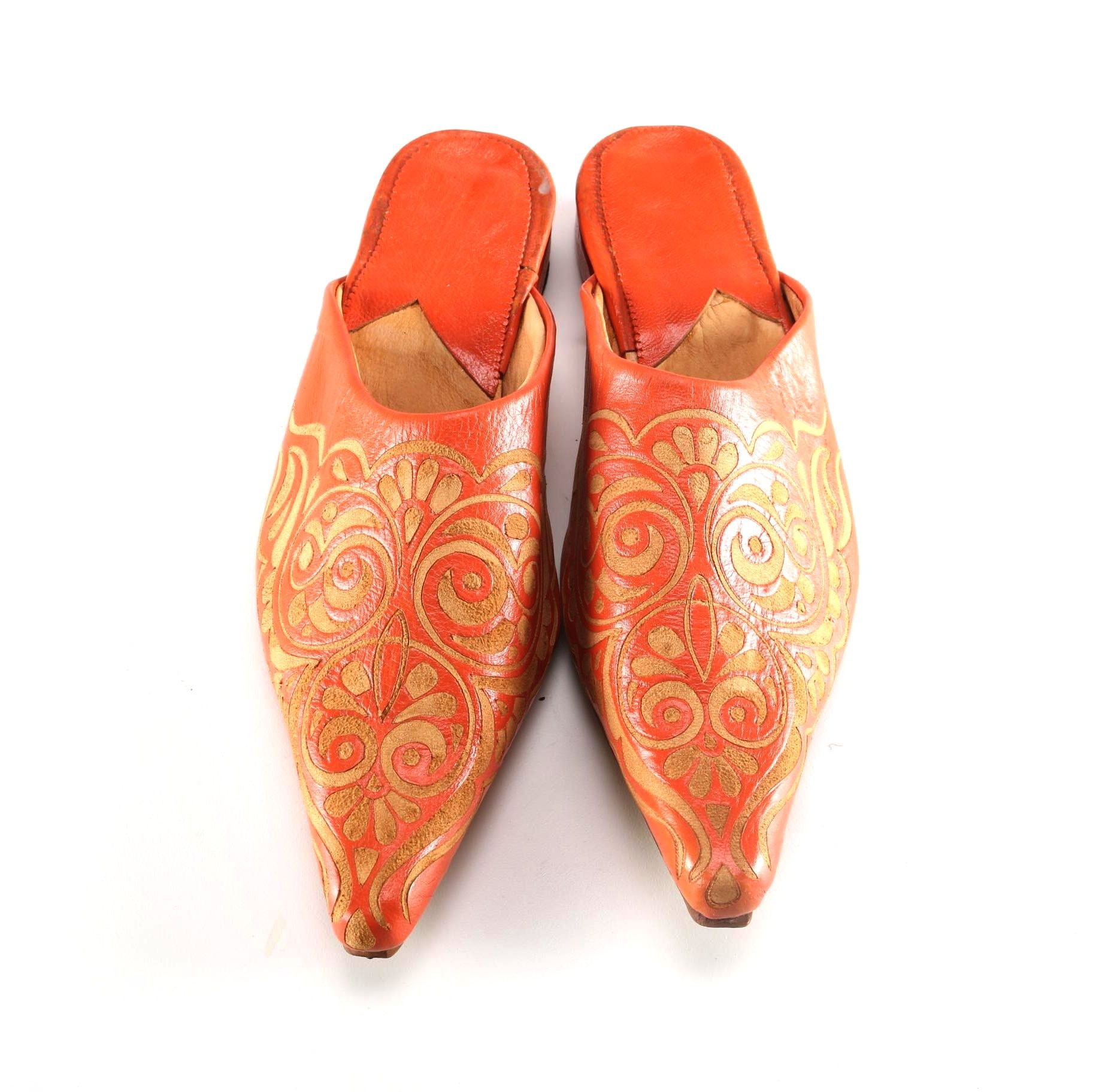 Pair of Moroccan Shoes