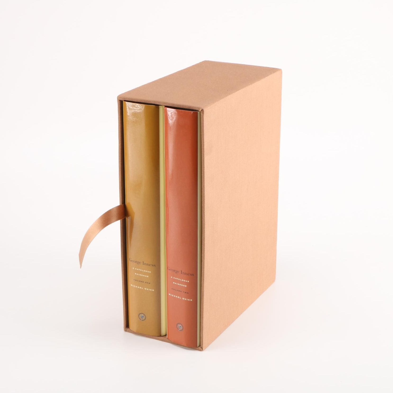 """""""George Inness: A Catalogue Raisonné"""" by Michael Quick"""