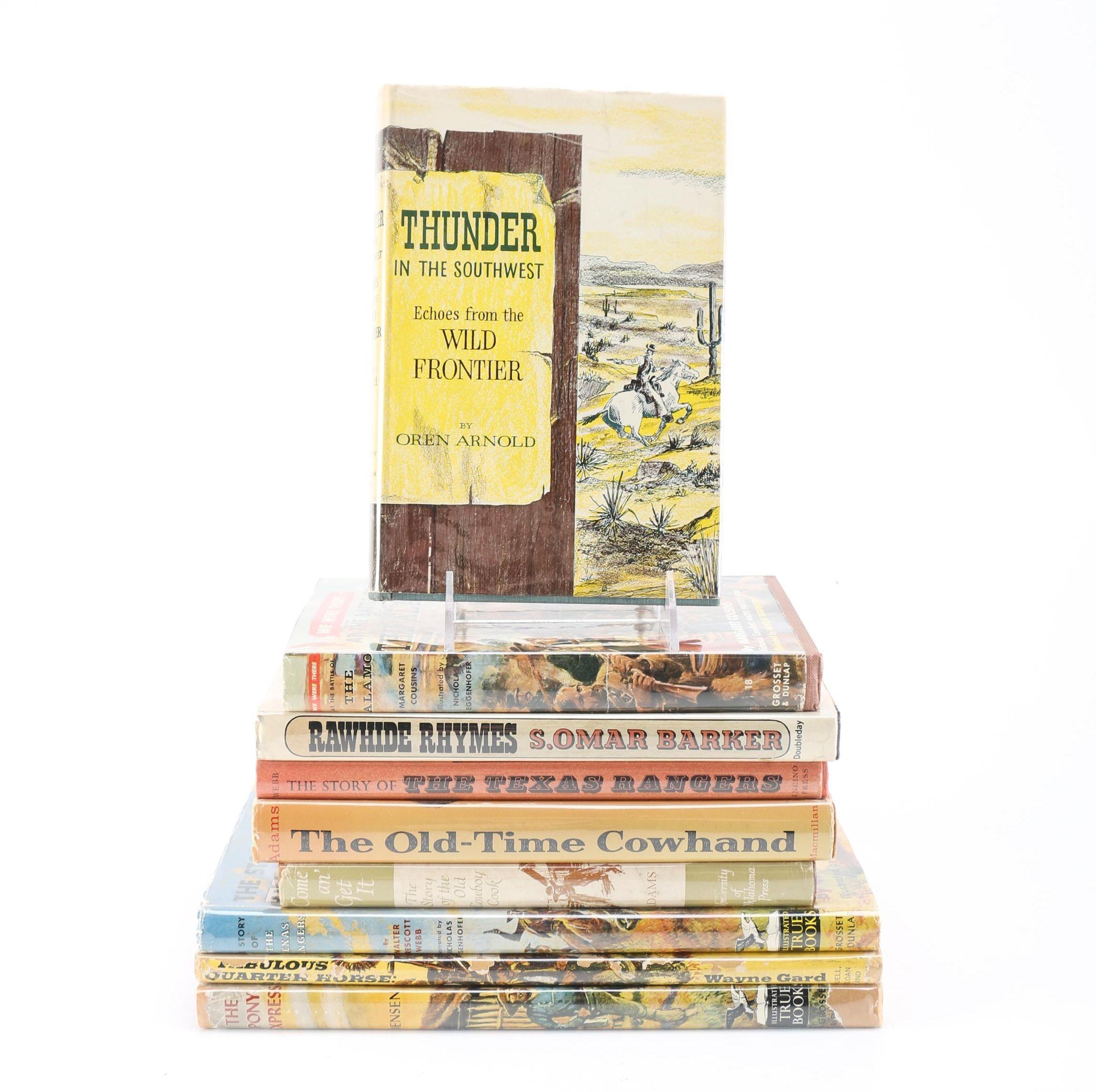 Eggenhoffer Illustrated Books Featuring Signed Copies