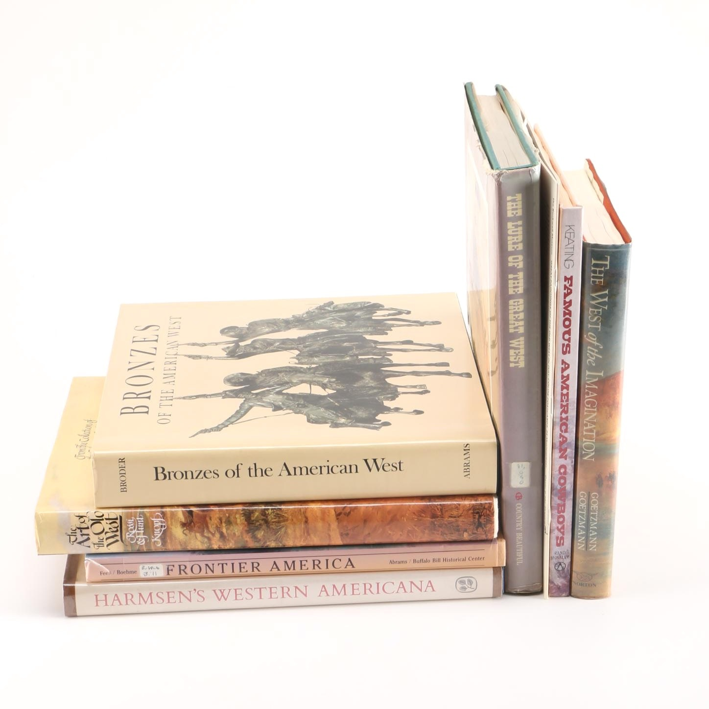 Books on the American West