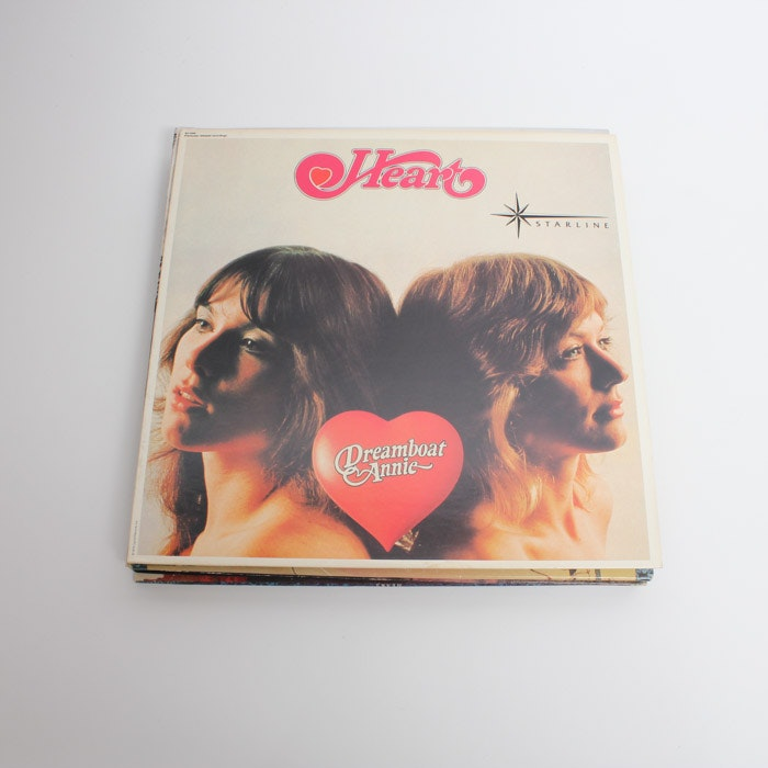 """Dreamboat Annie,"" ""Little Queen"" and Other Heart LPs"