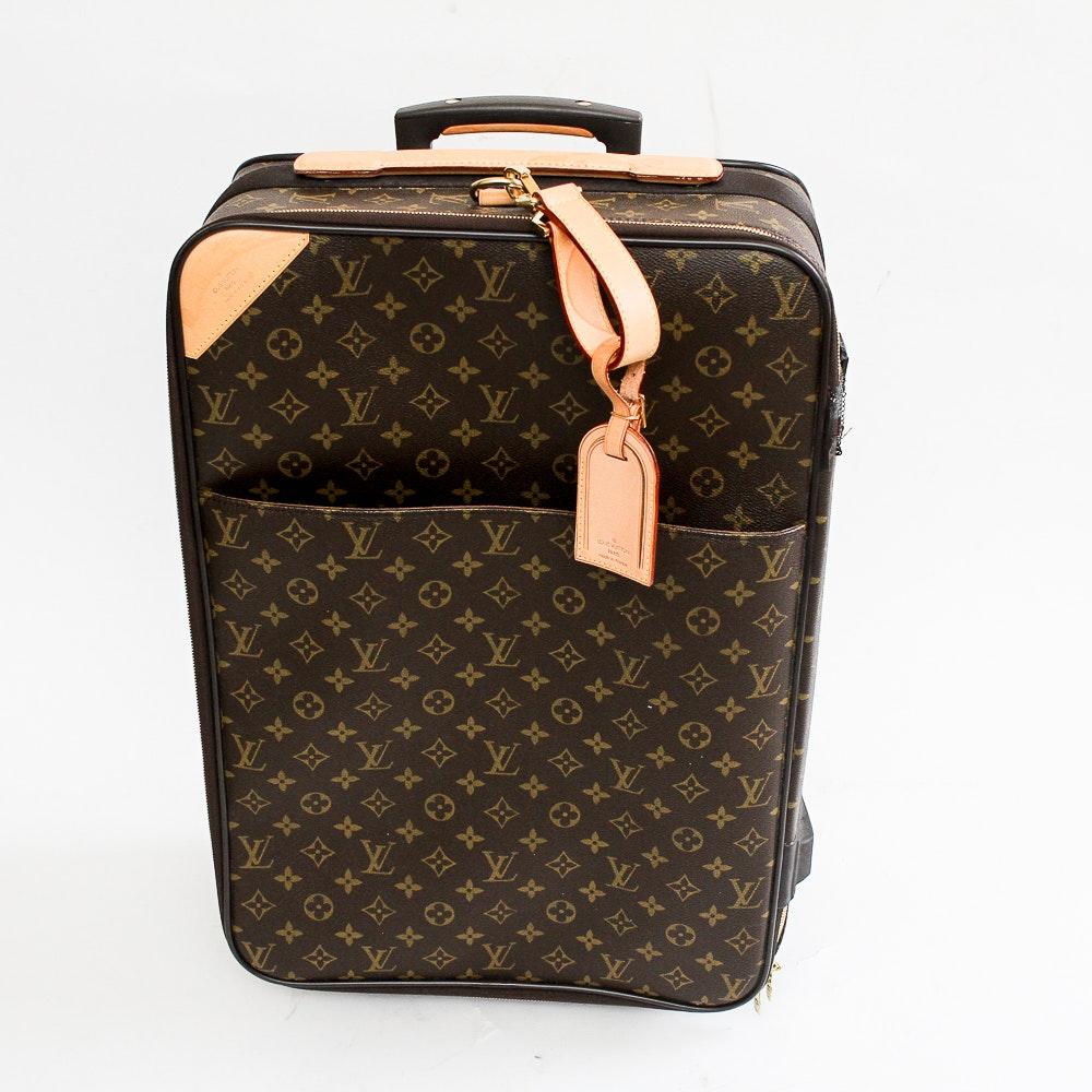 Louis Vuitton Wheeled Suitcase