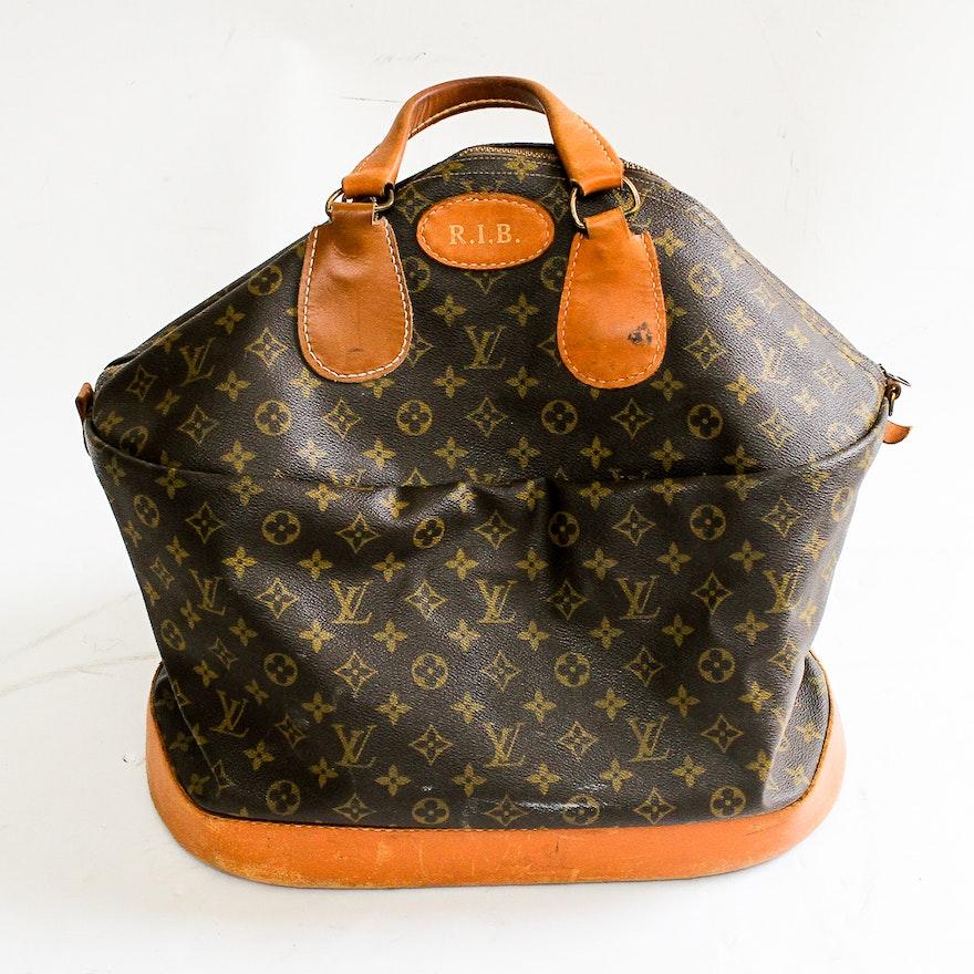 29d95aff4d65 Vintage Louis Vuitton Carry-On Bag   EBTH
